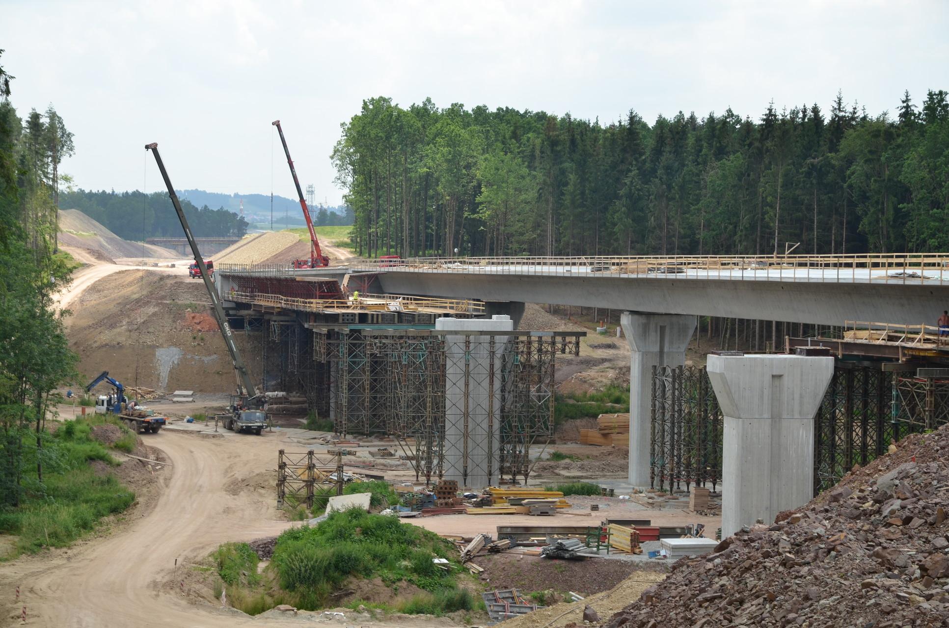 Dálnice D3, stavba 0309/III Borek - Úsilné (2. fáze)