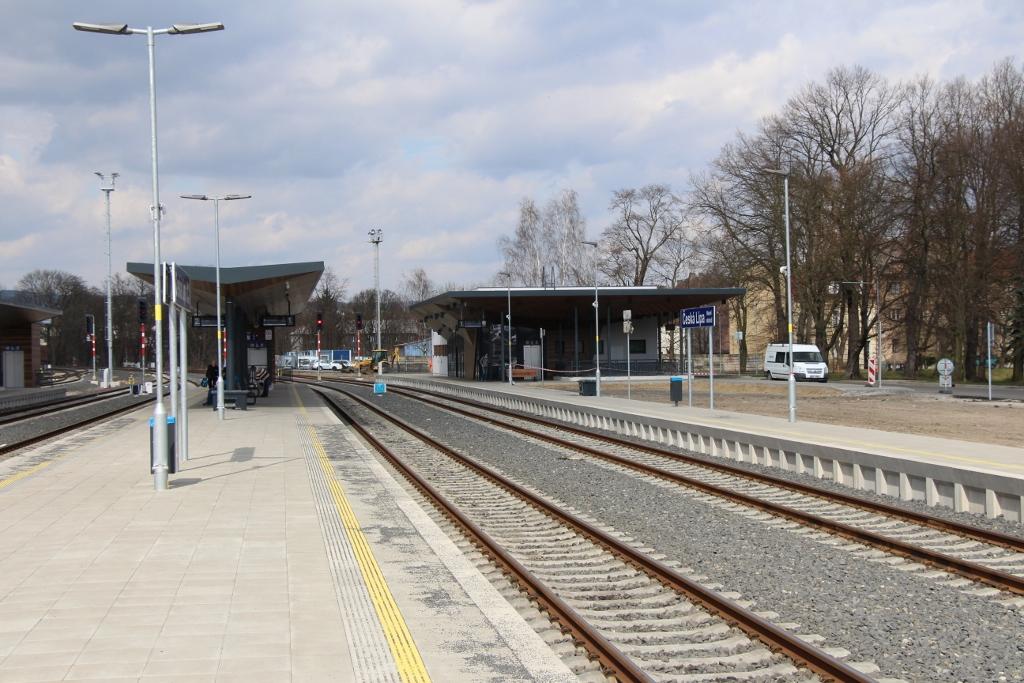 Modernizace ŽST Česká Lípa