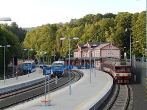 Trať Liberec - Tanvald