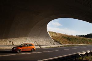 Silnice Stráž nad Nisou - Krásná Studánka