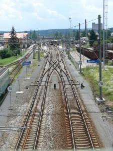 Optimalizace trati Benešov u Prahy - Strančice