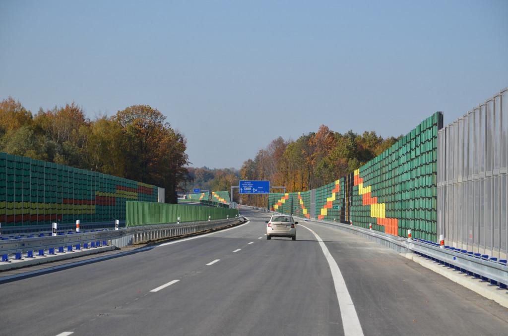 Silnice I/11 Nebory - Oldřichovice